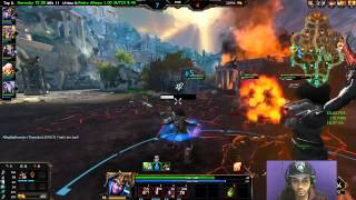 SMITE BRASIL - CHAT NO http://www.hitbox.tv/gamesserious/
