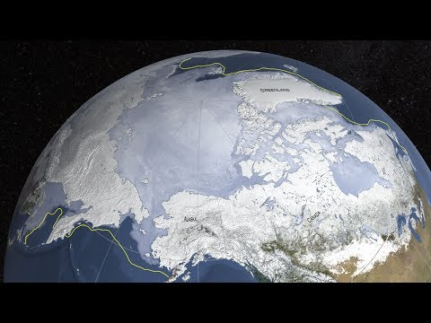 Arctic Sea Ice Maximum 2018