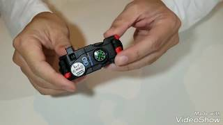 Survival Paracord Bracelet quick tutorial