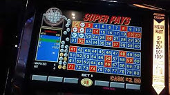 Super Keno 4X Pay with flasher Game King Slot machine