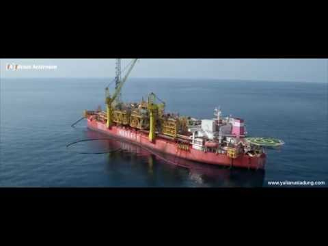 Oil and Gas Offshore Aerial Assignment