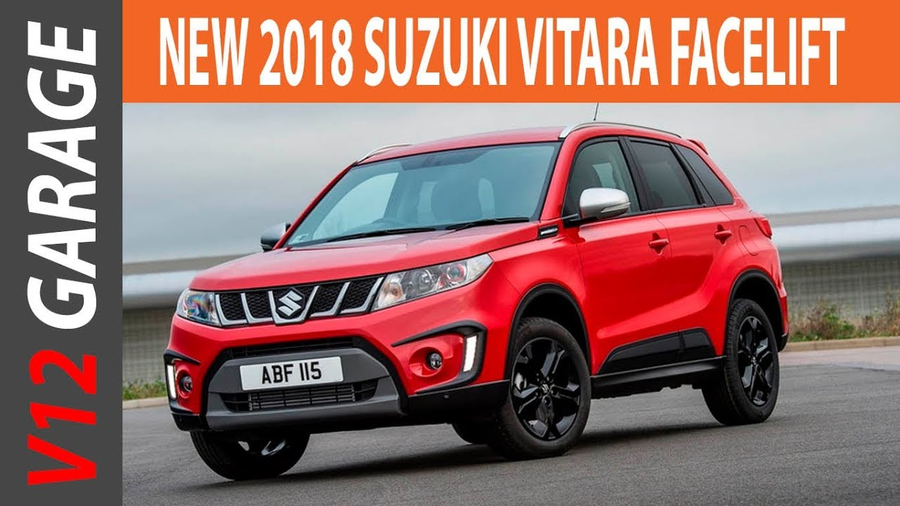 2017 suzuki vitara new car release date and review 2018 amanda felicia. Black Bedroom Furniture Sets. Home Design Ideas