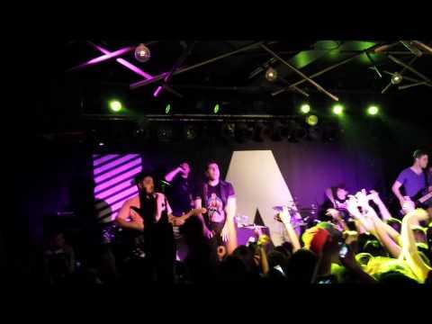 Hoodie Allen - Eighteen Cool - Live