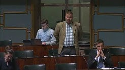 "Juha Mäenpää PS ""kohupuhe"" vieraslajien torjunta"