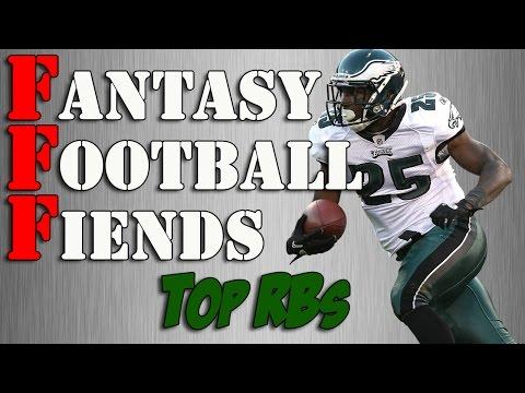 2014 Fantasy Football Running Back Rankings