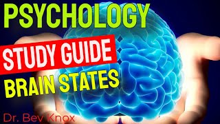 Learn Psychology While You Sleep - Brain States & Consciousness
