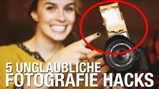 📷 5 unglaubliche Fotografie Hacks und Tricks 💡 Benjamin Jaworskyj fotografieren lernen