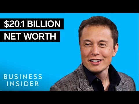 How Elon Musk Makes And Spends His $20 1 Billion