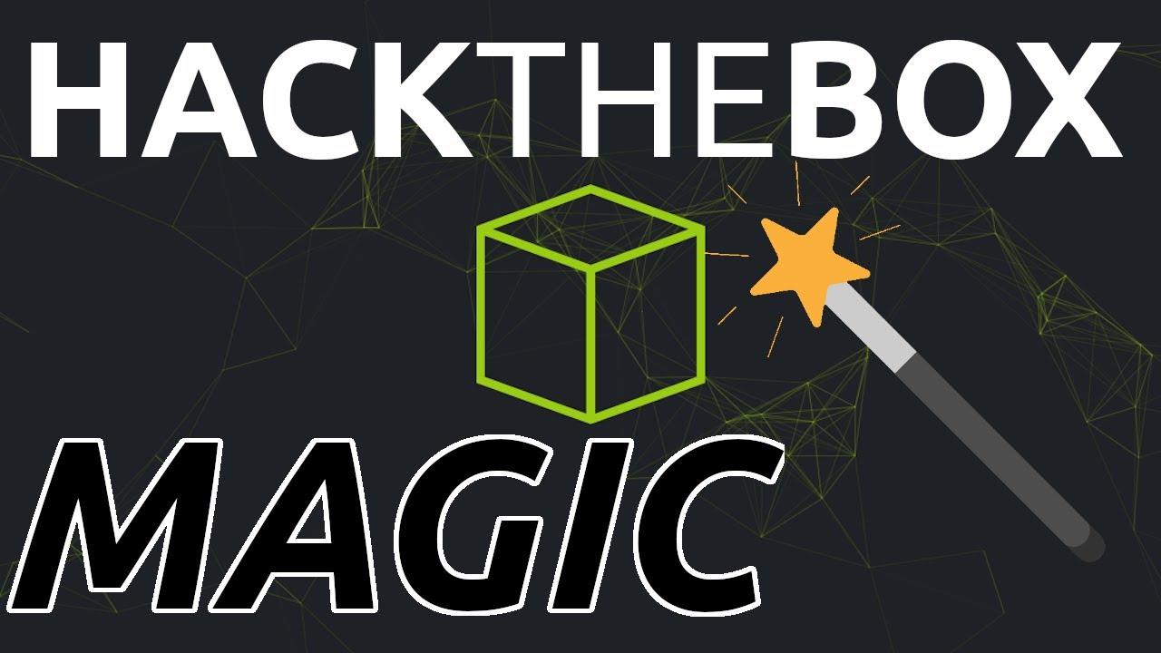 HackTheBox! Magic - SQL injection, Magic Bytes & Setuid