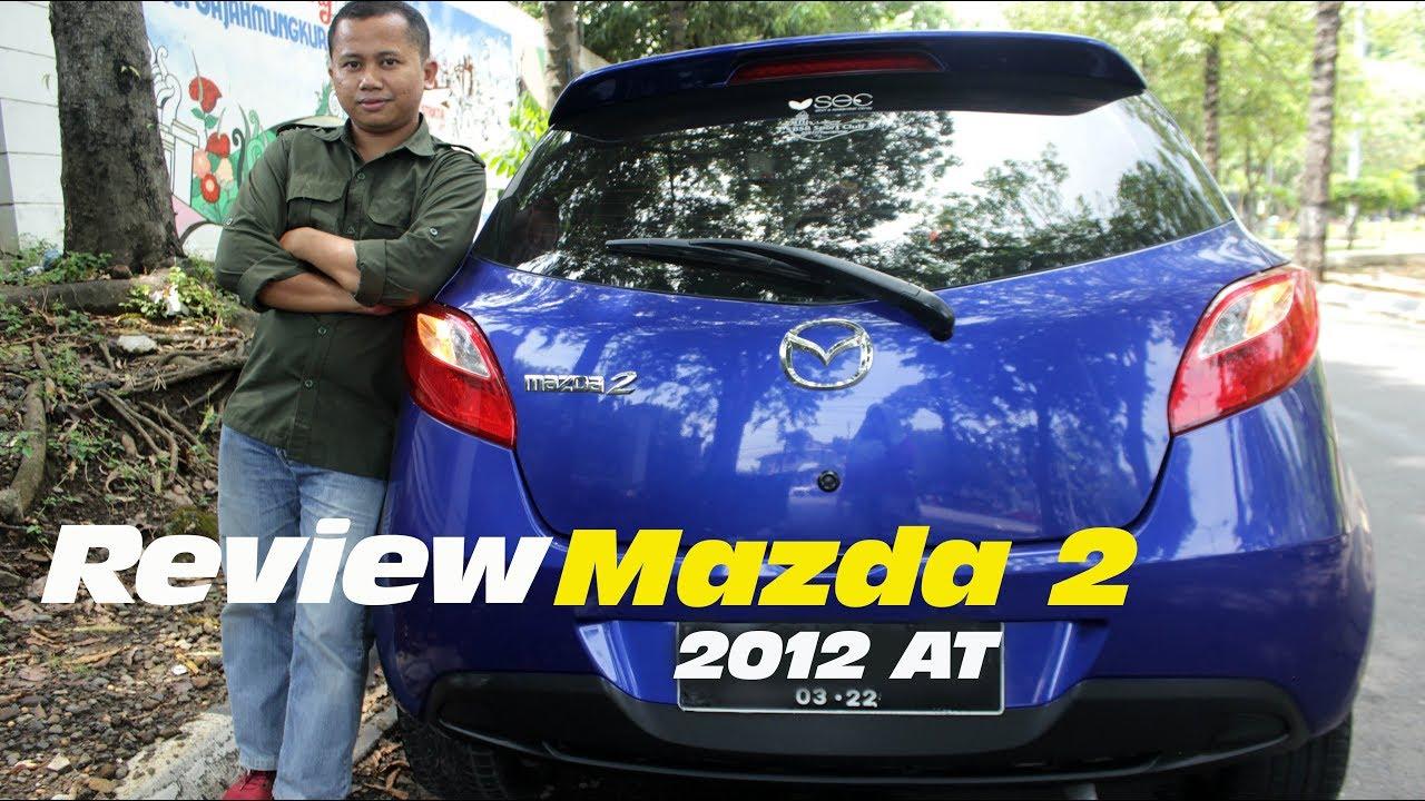 Review Mazda2 AT 2012