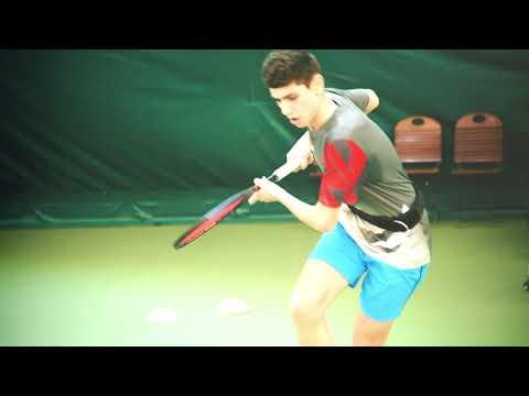 Motivational Tennis - Full Moon Studio  | Federatia Romana de Tenis | Sports