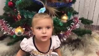 Влог Готовимся к Новому году Катя наряжает ёлку