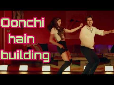 Oonchi hain building 2.0 Song ringtone    Judwa 2    Latest 2017    Sad ringtones