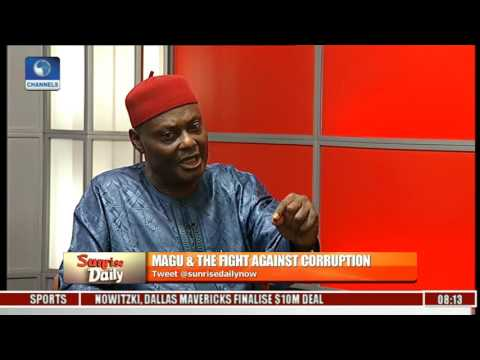 EFCC Chair Appointments Have Not Reflected Federal Character - Lawyer Pt.1