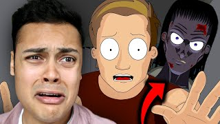 SCARY STORY ANIMATIONS THAT YOU SHOULDN'T WATCH BEFORE BED