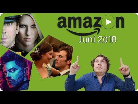 Neu auf Amazon Prime Video im Juni 2018