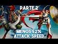 DIGIMONS COM MENOS 52% DE ATTACK SPEED! (PARTE 2)