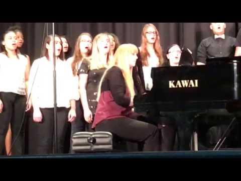 Bluefield High School Choir