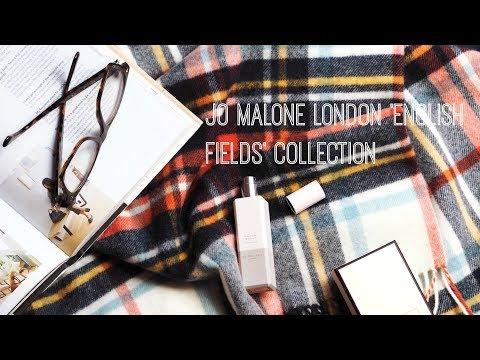 Jo Malone London: 'English Fields' Collection - Poppy & Barley Perfume
