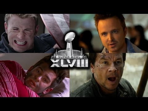 Best Super Bowl 2014 Game Day Trailers