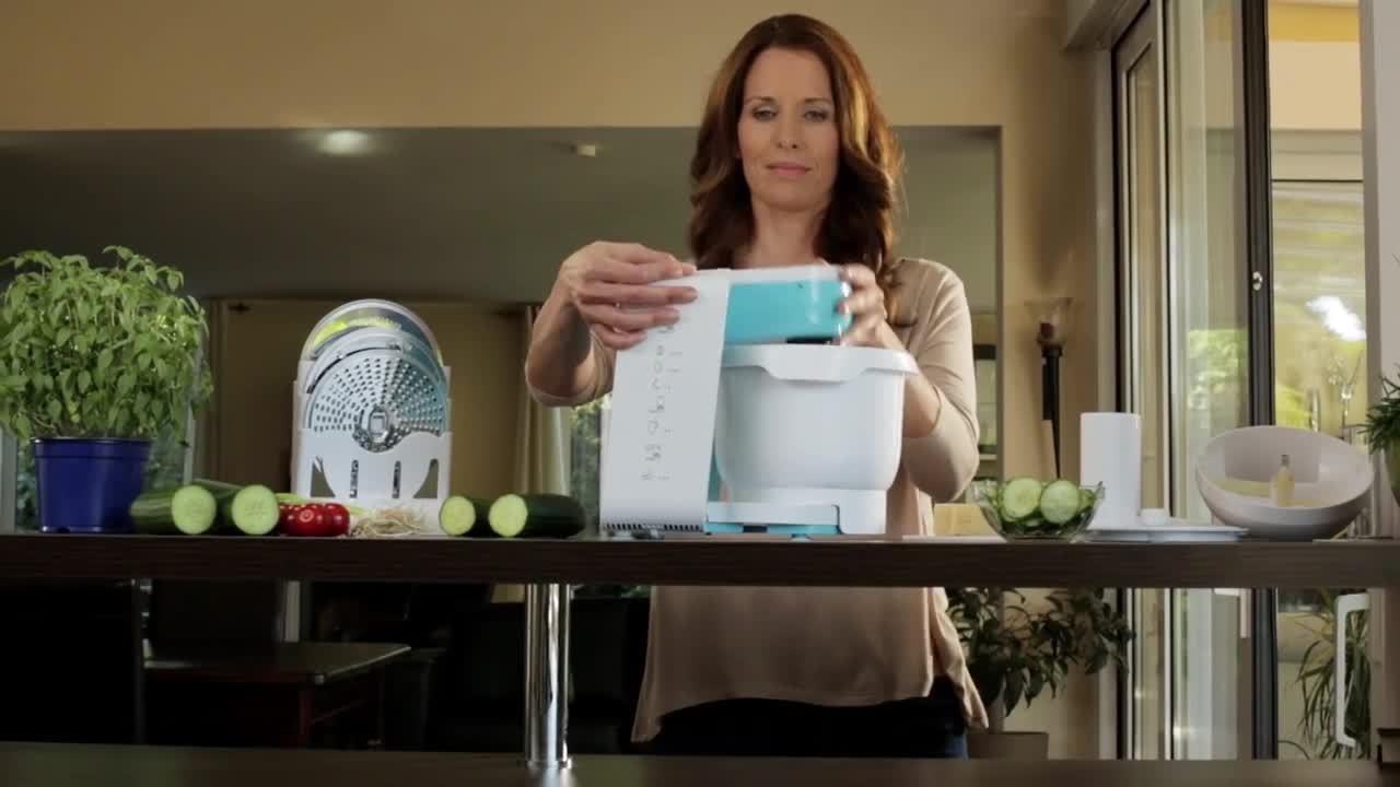 Produktvideo | Silvercrest Küchenmaschine | Lidl lohnt sich - YouTube