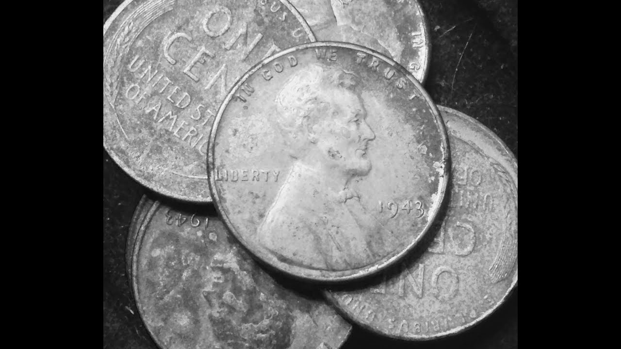 The Value Of The 1943 Steel Penny