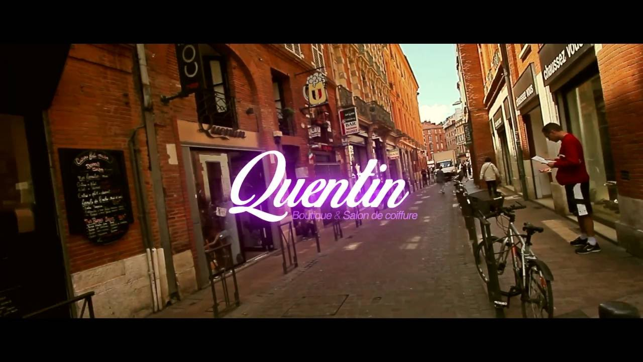Salon De Coiffure Toulouse Video Commercant Quentin Coiffure Toulouse Youtube
