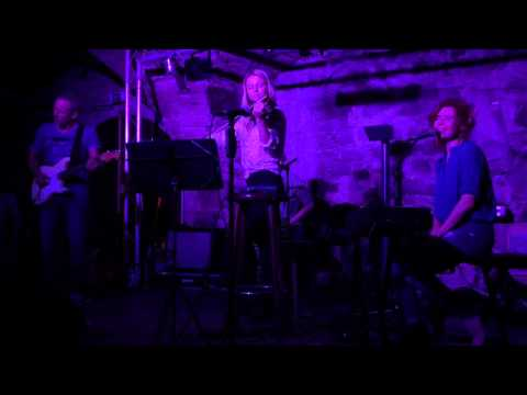 Between Your Eyes and Mine - Nikki Forova & the Band -  Frankfrut 2015