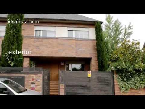 Chalet adosado de 350 m2 en alquiler en majadahonda inmobiliaria el viso youtube - Casas en majadahonda ...