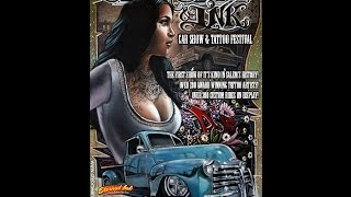 2014 Chrome and Ink Festival-Salem Oregon