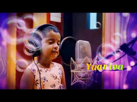 Sivakarthikeyan daughter Aaradhana song|Kanaa movie song | WhatsApp status | Vaayadi petha pulla