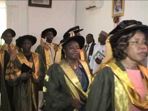 27th Convocation Ceremony Of 63 Regular Course, Postgraduate Students And Honorary Doctorate Degree
