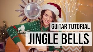 Jingle Bells // Guitar Tutorial //  How to Play