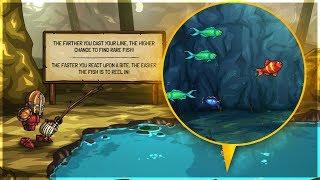 РЫБАЛКА И АКВАРИУМ! - Swords & Souls Neverseen (4)