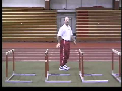 High Jump Drills - Jack Warner
