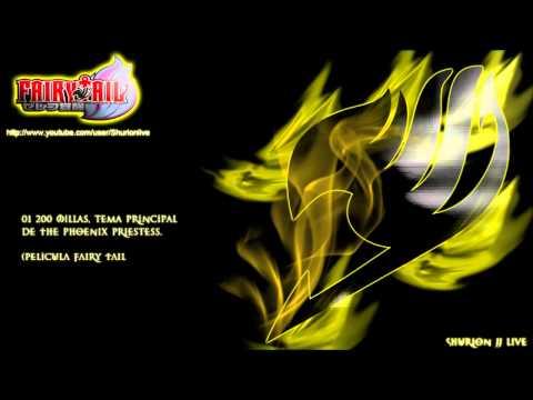 Fairy Tail: The Phoenix Priestess