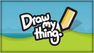 WE REALLY SUCK!   DRAW MY THING! (With Facecam)