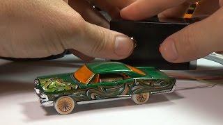 How to build a Hot Wheels low rider hopper car v1.0