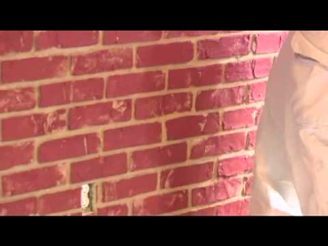 Urestone Faux Brick Veneer Panel Installation Youtube