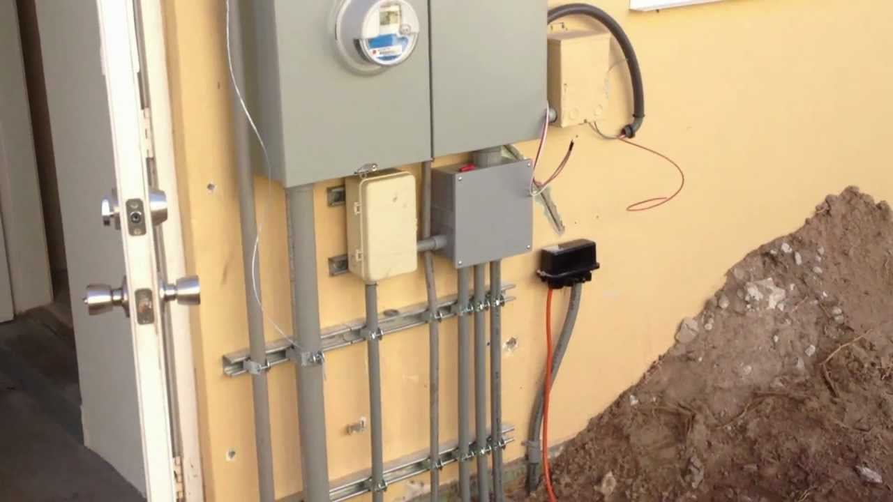 maxresdefault 400 amp meter main underground mov youtube wiring a 400 amp service at fashall.co
