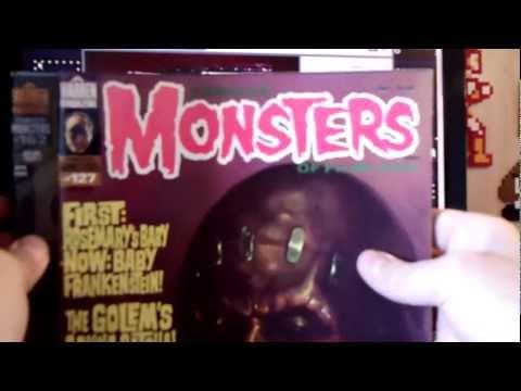 Warren Publications Famous Monsters, Creepy, Eerie etc.