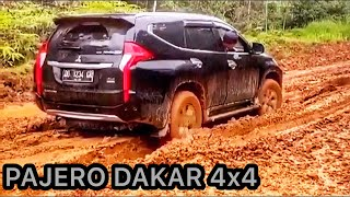 Download Lagu PAJERO SPORT DAKAR OFFROAD EXTREME - MOBIL OFFROAD mp3