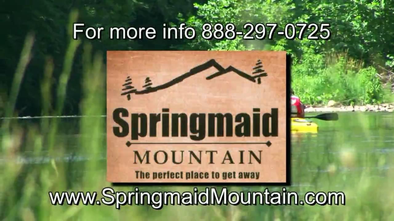 springmaid mountain family resort in spruce pine nc - youtube