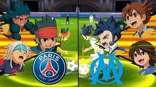 [Full HD 1080P] Inazuma Eleven Ligue 1 ~ Paris Saint-Germain vs Marseille ※Pokemon Anchor※