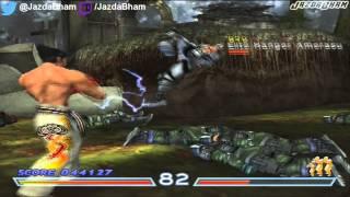 Tekken 4: Force Mode - Kazuya Playthrough (PS2) Part 1 thumbnail