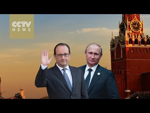 Discussion: Hollande visits Russia
