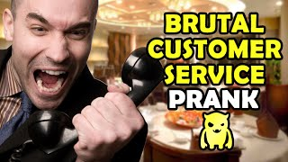 Brutal Customer Service Prank - Ownage Pranks