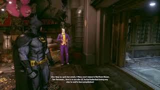 Batman Arkham Knight Ps4 Livestream