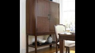 Silhouette Dining Bar Cabinet by Universal Furniture