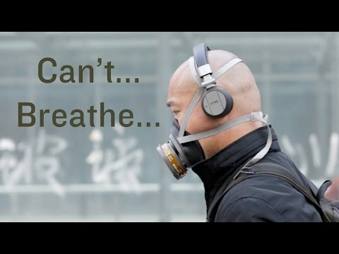 10 Images Show China's Doomsday Air Pollution | China Uncensored